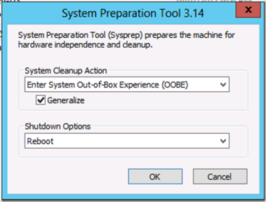 How to run Sysprep on Windows 2012 Server – 3T Solutions