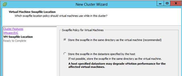 how to create a vcenter server