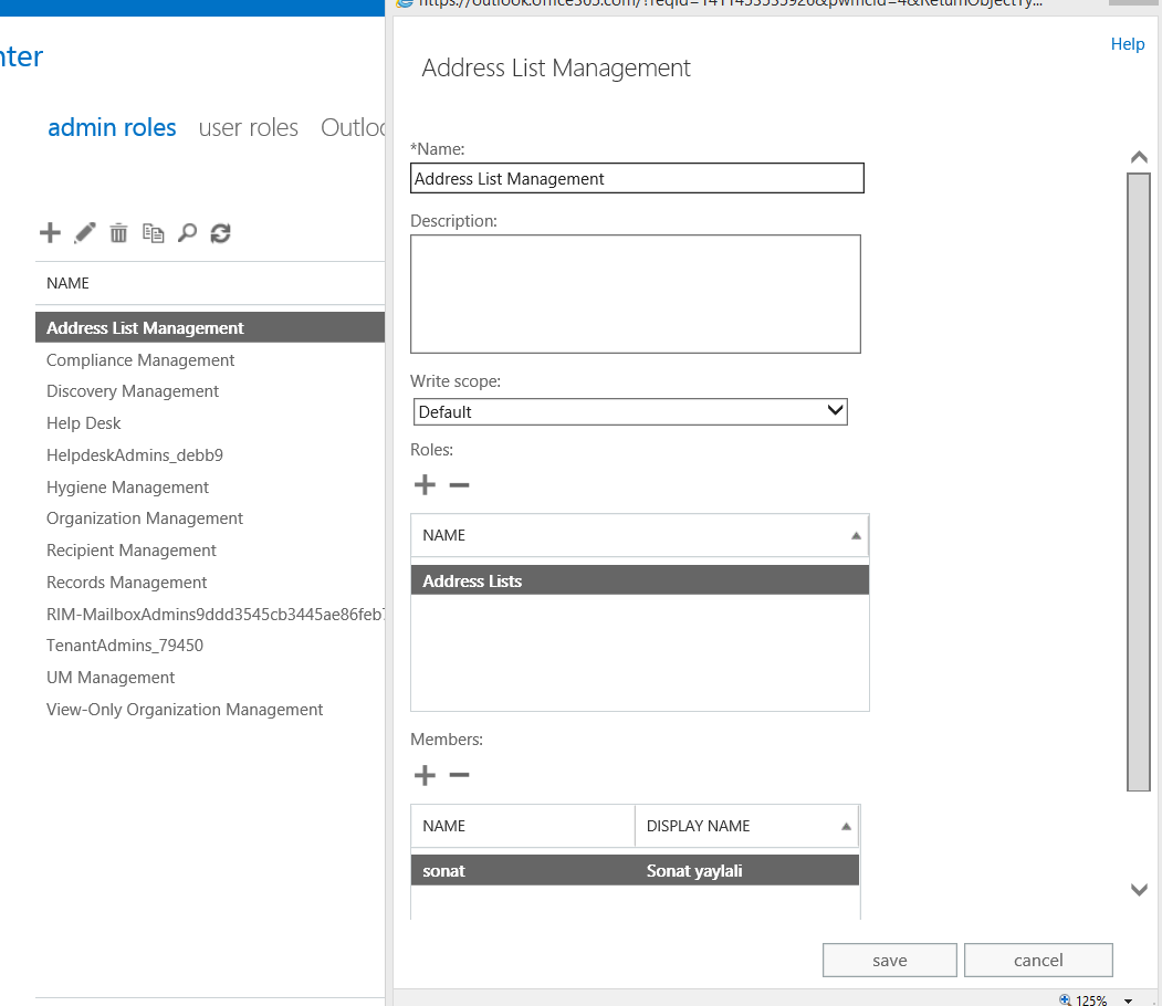 manually updating forcing addresslist gal on office 365 3t solutions
